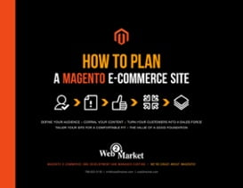 Planning a Magento Site