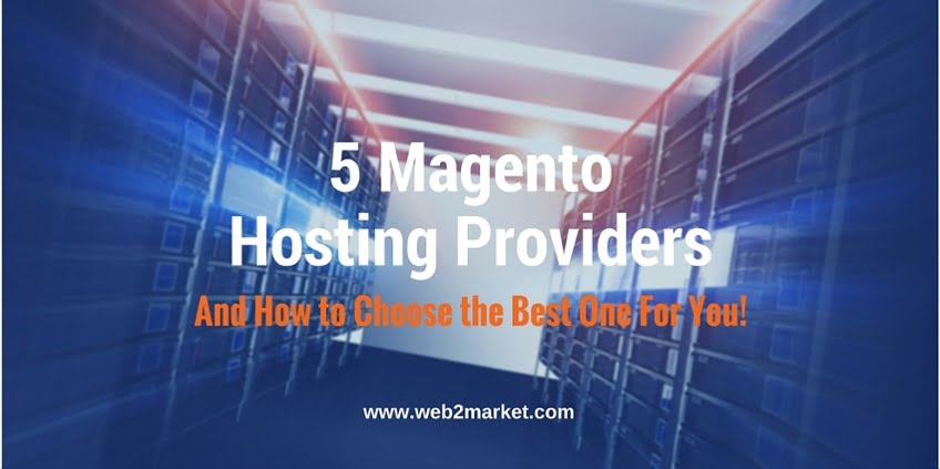 Magento 2 Hosting Providers