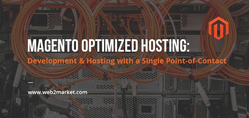 magento optimized hosting