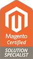 Magento Development by Certified Solution Specialist logo