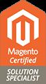 Magento Development by Certified Solution Specialist logo