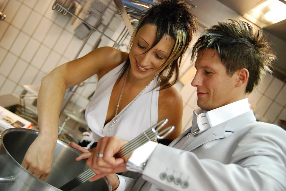 St Louis Cooking Classes for Couples